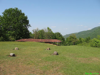 Dacian fortress (Cetati dacice) - Costesti Cetatuie