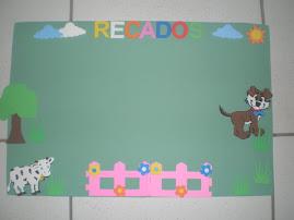 mural fazendinha
