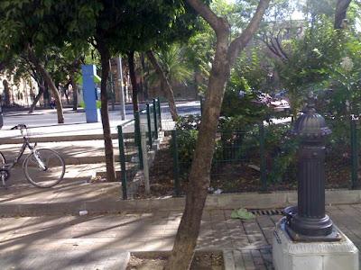 instituto ciudad jardin sevilla: