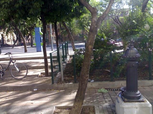 Sevilla tq ciudad jard n for Polideportivo ciudad jardin