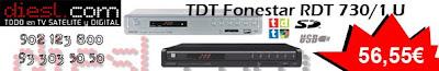 banner RDT730 1U Dreambox DM 500 HD se retrasa hasta el año que viene