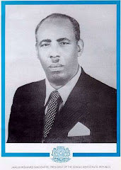 Major General Mohamed Siyad Barre