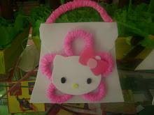 invitacion hello kitty...