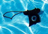 Waterzwemtelefoon