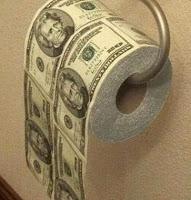 Die Dollar ist auch sehr schön!