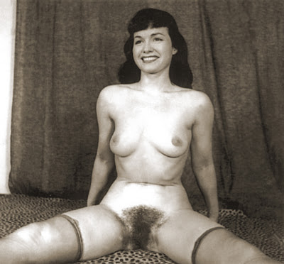 Nude naked betty white