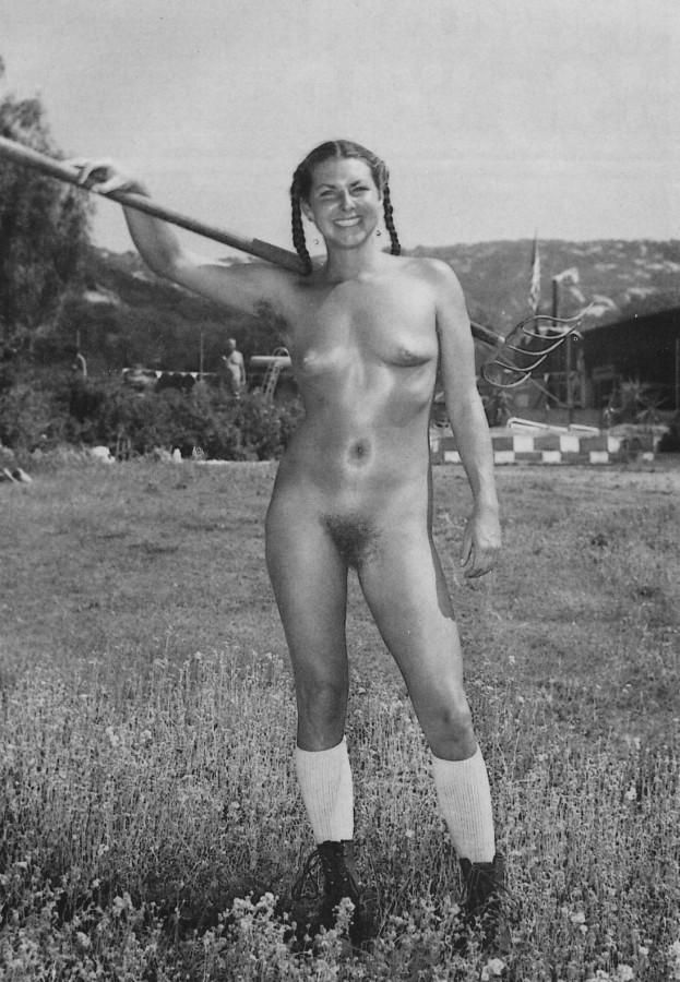 Naturist vintage porn