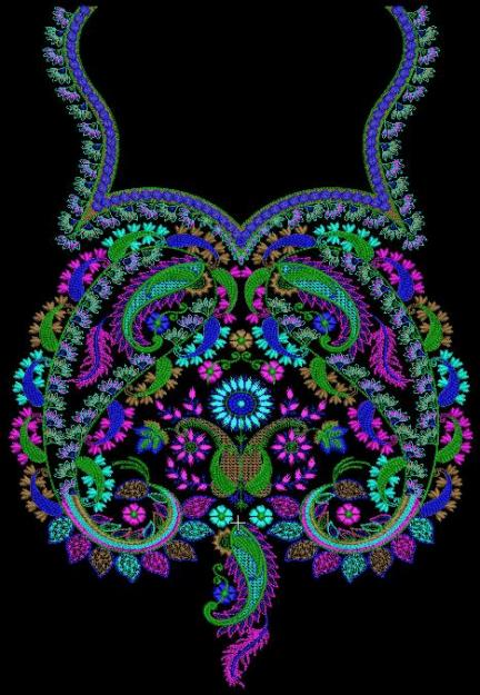 Video: Embroidery Digitizing Software for Digital Embroidery