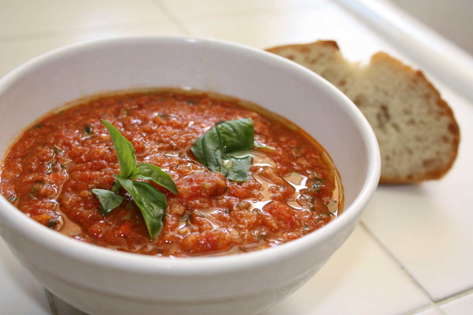 pappa al pomodoro : bread and tomato soup | Yummy Mummy Kitchen | A ...