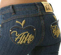 Apple Bottom Jeans Definition