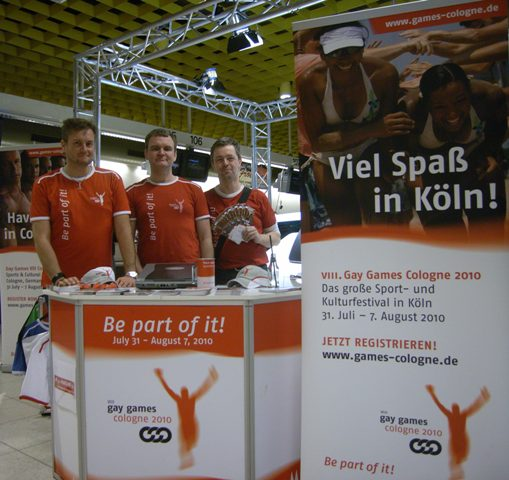 gay games cologne 2010