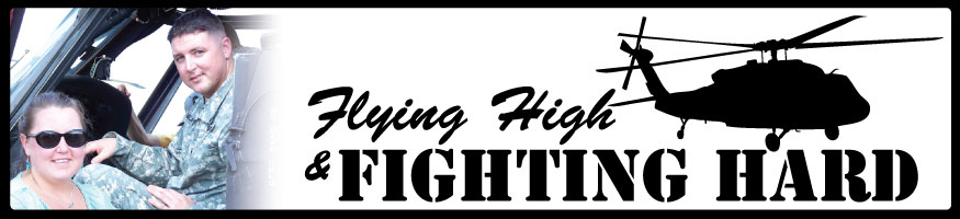 Flying High and Fighting Hard