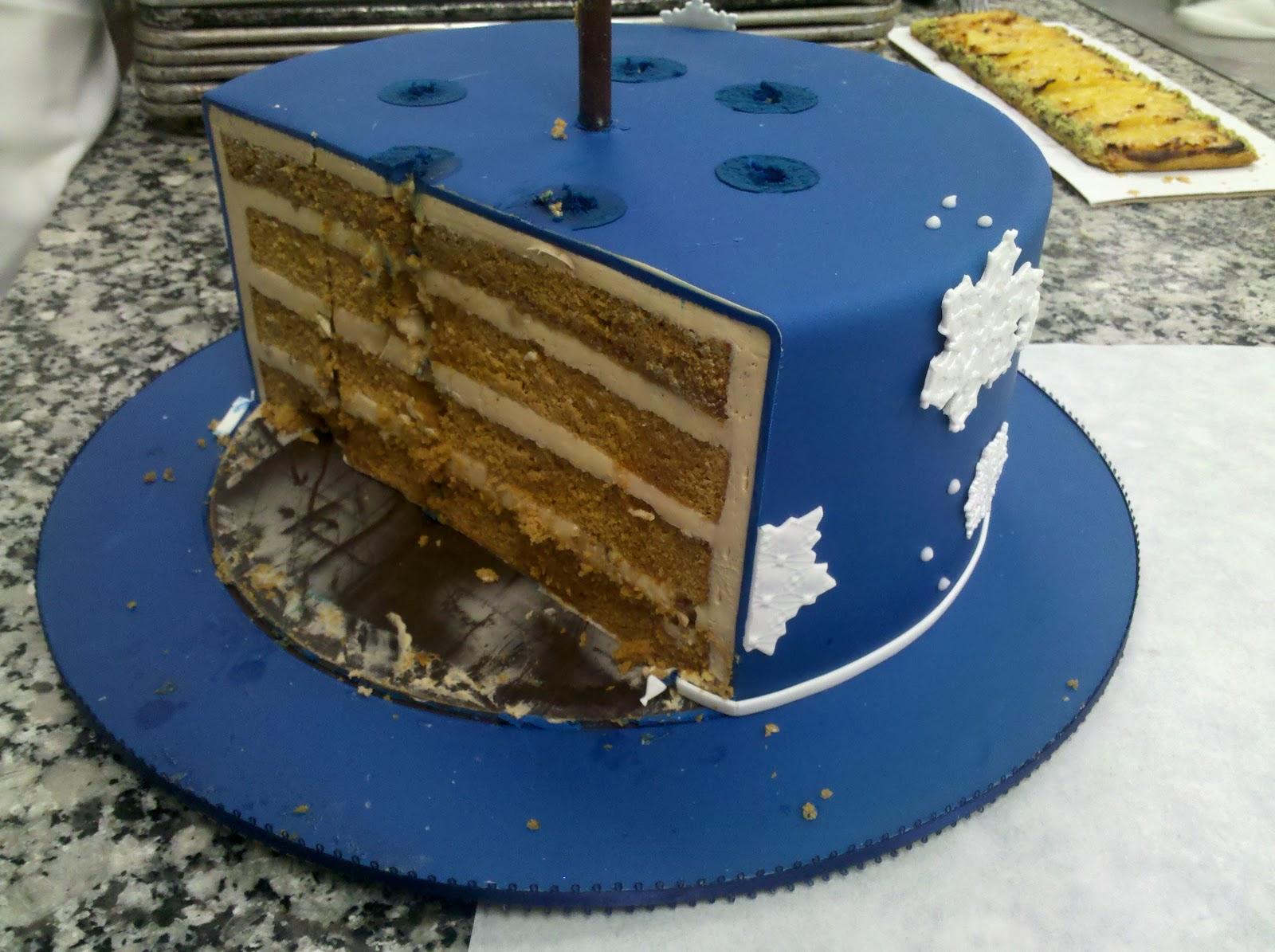 Chef Ron Ben Israel Cake Recipe