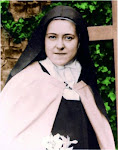 Patron Saint of this Blog:  The Little Flower, St. Therese