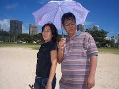 Iti Waikiki Beach, Oahu.
