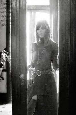 Freja Beha Erichsen by Terry Richardson for Vogue Nippon August 2010