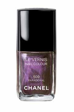 Chanel Fall 2010 Nail Polish PARADOXAL 509!