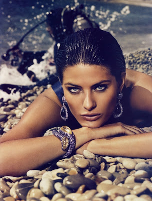 Isabeli Fontana by Mikael Jansson for Vogue Paris June/July 2010, part 2