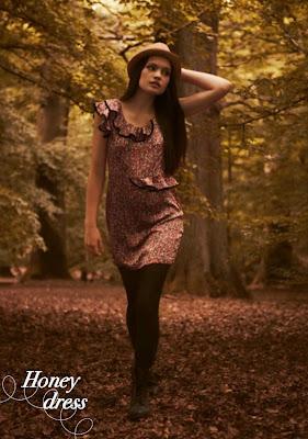 Cute little Autumn Dresses by Orion London