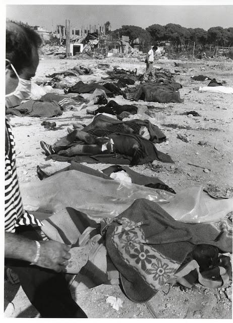 Massacre de Sabra e Shatila - foto 6
