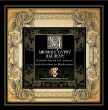 Midnight Gypsy Alchemy Etsy Shop