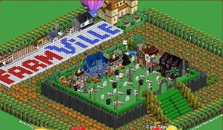 Game Facebook FarmVille Kehilangan 4,4 Juta Pemain