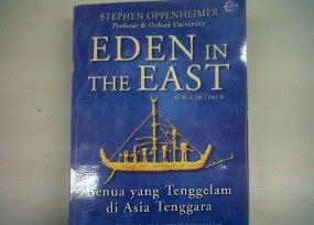 Buku Eden in The East