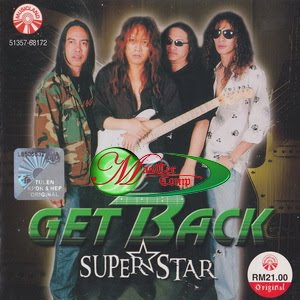 Getback - Superstar 2008