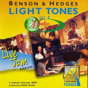 Benson & Hedges - Light Tones  Live Jam Sessions Vol 2 '95