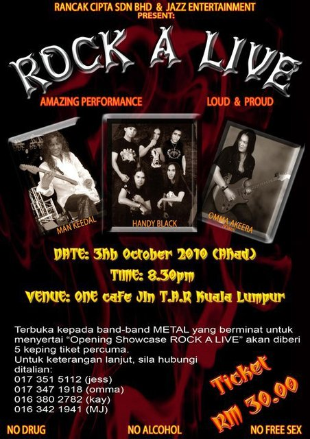 Event: Rock Alive 2010