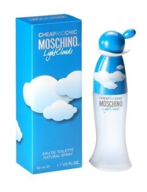 Cheap & Chic Light Clouds by Moschino Perfume for Women