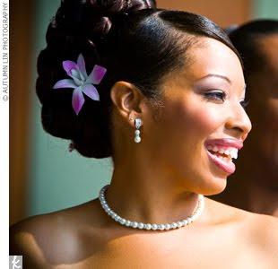 African American Wedding Hairstyles Amp Hairdos April 2010