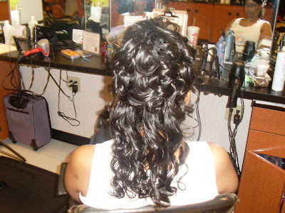 wedding hairstyles » Blog Archive » Wedding Hair Half Up Half Down Photo