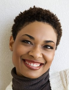 short boyish curly hairstyles for black women