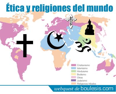 Historia de las religiones (II): Islamismo, budismo, sintoísmo y zoroastrismo Etica-religion-portada