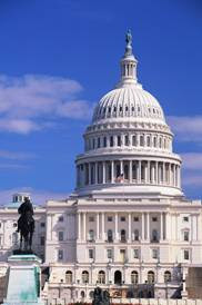 US Capitol Food and Fuel America.com Congress Passes Energy Bill Ethanol