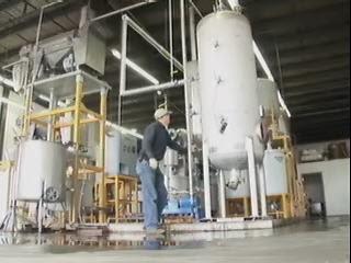 resodyn USDA Butte Montana biofuel biodiesel b100