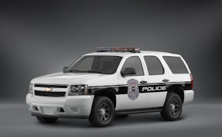 Checy Tahoe Police Package Vehicle PPV E85 Ethanol