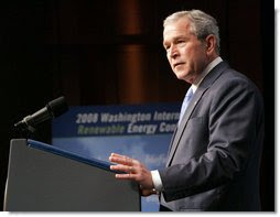 President George W. Bush Big Oil
