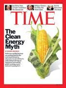 Time magazine ethanol clean energy scam