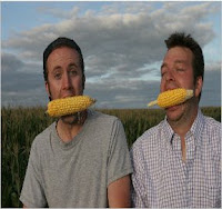 King Corn movie PBS Ian Chaney Curt Ellis