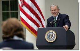 President Bush food fuel prices peak oil corn ethanol