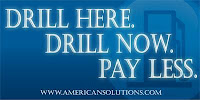 American Solutions Drill here Drill Now Pay less Newt Gingrich