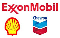 Big Oil ExxonMobil Shell Chevron