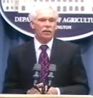 USDA Ed Schafer ethanol