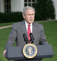 President Bush Hurrican  ike Gas Prices Gouging