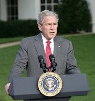 President Bush Hurrican  ike Gas Prices Gouging