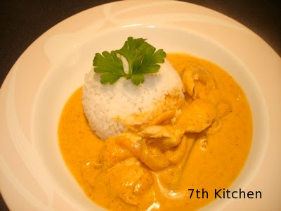 ... ~Everyday Food Blog~: Easy Thai Yellow Curry using Thai Curry Paste