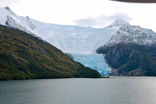 Tidewater Italia Glacier - Beagle Channel, Chile