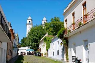 Barrio Historico - Colonia del Sacramento, Uruguay